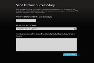Eyecare Professional Success Stories:  Submit Yours!