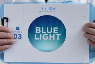 See the Light: Stylish Protection from Blue Light