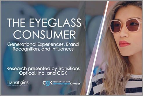 The Eyeglass Consumer: Generational Experiences, Brand Recognition, and Influences