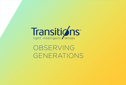 Observing Generations – Shortened In-Office Presentation