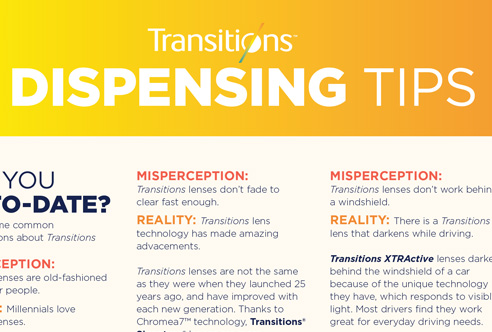 Transitions Dispensing Tips