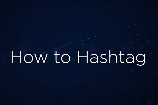 How To Hashtag Video