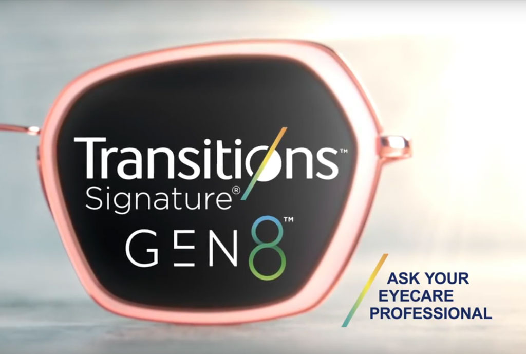 Transitions Signature GEN 8™ Tagged Video