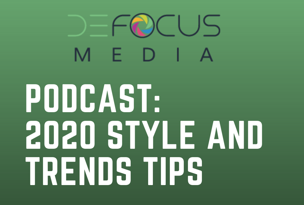 Defocus Media Podcast: 2020 Eyewear Trends